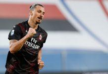 Zlatan Ibrahimovic Pemain Gaji Tertinggi di AC Milan!