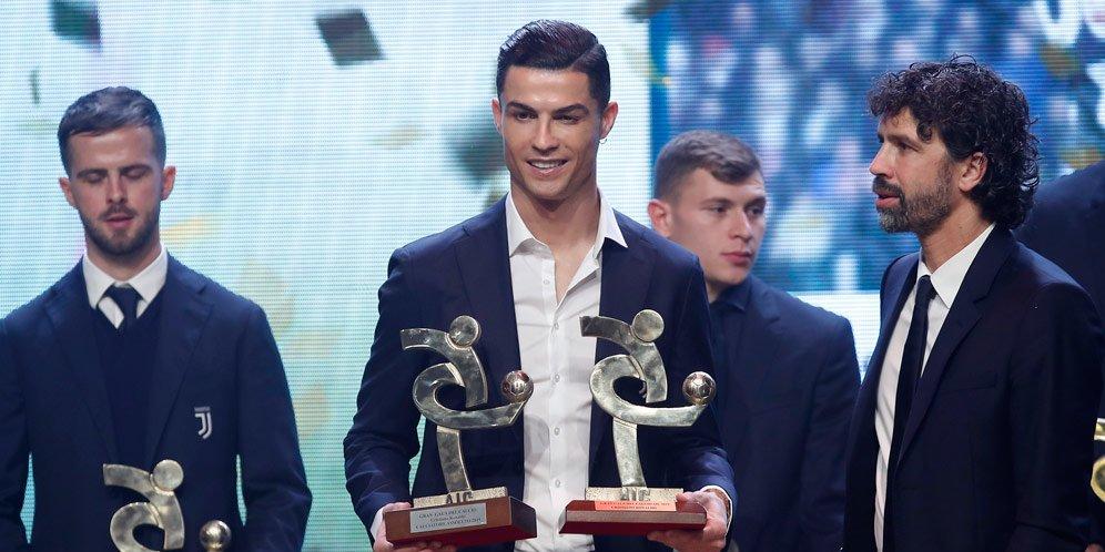 Daftar Pemain Terbaik Serie A Musim 2019/2020, Tidak Ada Nama Ronaldo Dalam List