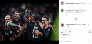 AC Milan Negosiasi Kontrak Baru Zlatan Ibrahimovic 1