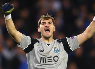 Iker Casillas Mengumumkan Pensiun dari Sepakbola!