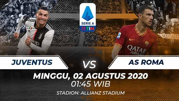 Photo of Prediksi Bola Juventus vs AS Roma 02 Agustus 2020 Serie A