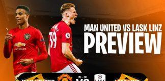 Prediksi Bola Manchester United vs Lask Linz, Europa League Babak 16 Besar