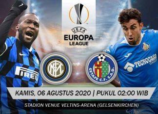 Prediksi Bola Inter Milan vs Getafe 06 Agustus 2020 Liga Europa Babak 16 Besar