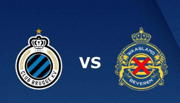 Prediksi Bola Club Brugge vs Waasland-Beveren 13 September 2020