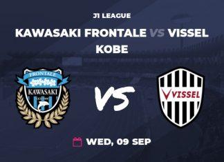 Prediksi Bola Kawasaki Frontale vs Vissel Kobe 9 September 2020