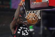 Semifinal Wilayah Timur NBA, Toronto Raptors Samakan Kedudukan di Game Keempat