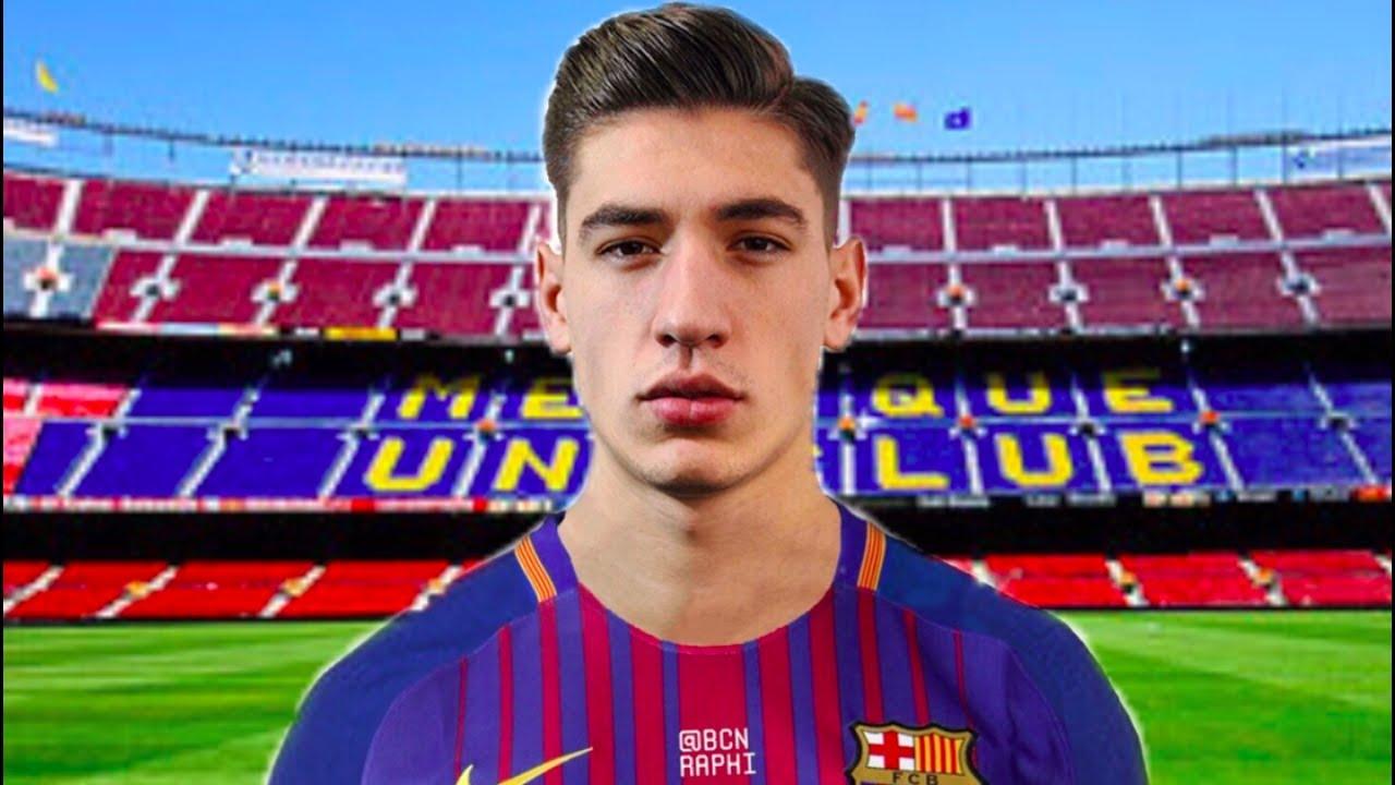 Hector Bellerin Jadi Target Incaran Calon Presiden Barcelona Ini 5
