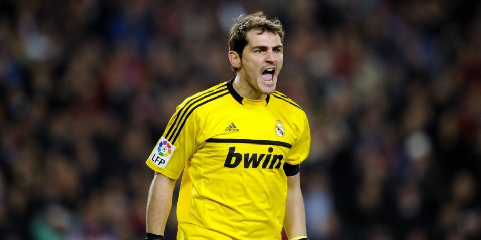 Iker Casillas Pulang ke Real Madrid 4