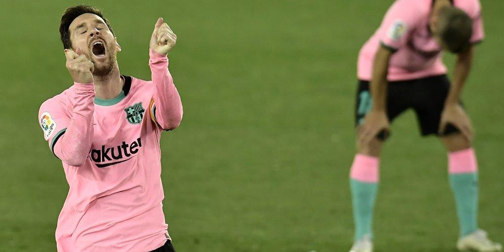 Lionel Messi Dimusuhi dan Bikin Panas Ruang Ganti Barcelona 3