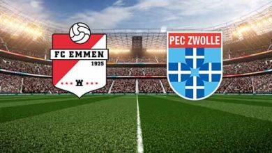 Prediksi Bola: FC Emmen vs PEC Zwolle 1