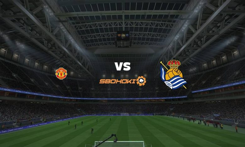 Live Streaming  Manchester United vs Real Sociedad 25 Februari 2021 1