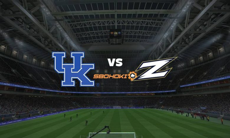 Live Streaming  Kentucky vs Akron 25 Februari 2021 1