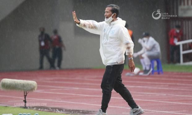 Djanur Ingin Barito Putera Jaga Semangat Juang di Babak Gugur Piala Menpora