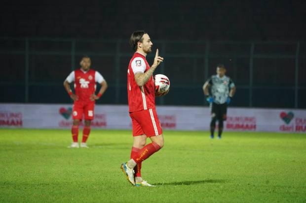 Harus Tumbangkan Persija, Bhayangkara FC Bakal Waspadai Marc Klok