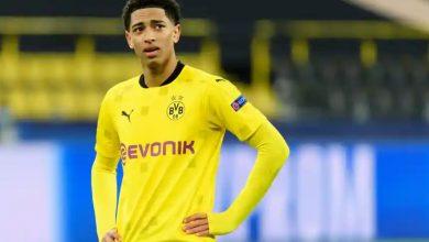 Borussia Dortmund Larang Jude Bellingham Bergabung Timnas Inggris 8