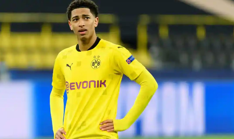 Borussia Dortmund Larang Jude Bellingham Bergabung Timnas Inggris