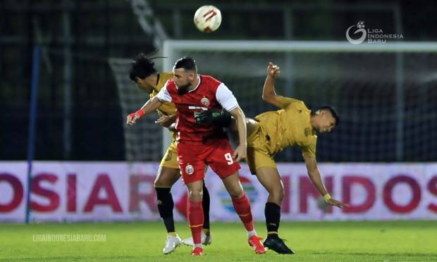 Bantah Prediksi, Persija Singkirkan Bhayangkara dari Piala Menpora