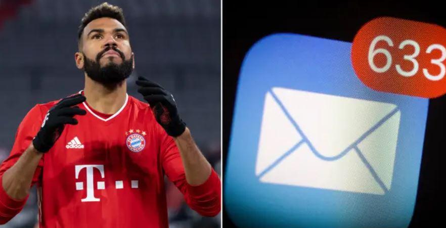 Striker Bayern Munich Tak Masuk Timnas Gara-gara Kesalahan Email