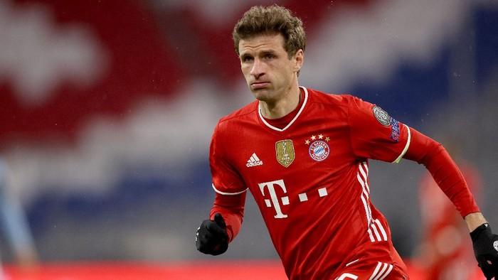 Thomas Mueller Belum Pasti Bertahan di Bayern Munich