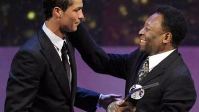 Akhirnya Pele Akui Rekor Gol Ronaldo usai Raih Hatrick 8