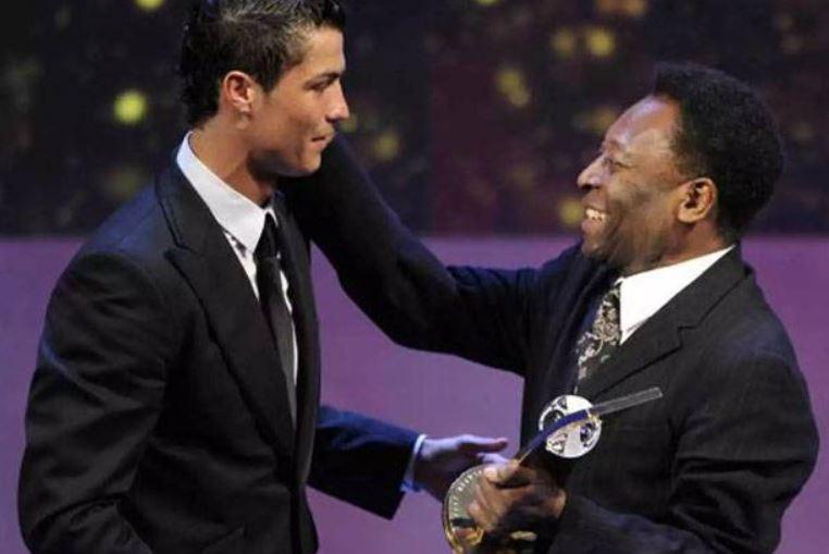 Akhirnya Pele Akui Rekor Gol Ronaldo usai Raih Hatrick