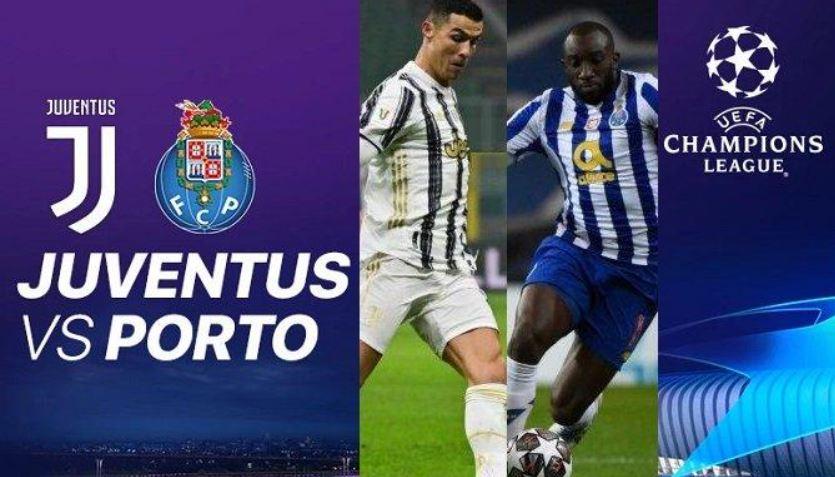 Link Live Streaming Juventus vs Porto: Nyonya Tua Kejar Comeback