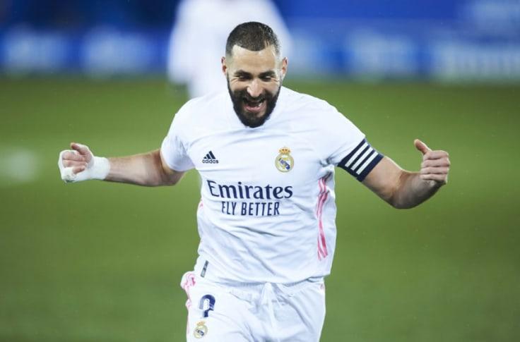 Karim Benzema, Seorang Diri Jaga Kans Real Madrid Musim Ini