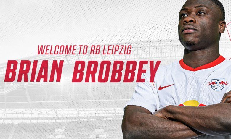 Brian Brobbey, Wonderkid Pengganti Timo Werner di RB Leipzig 1
