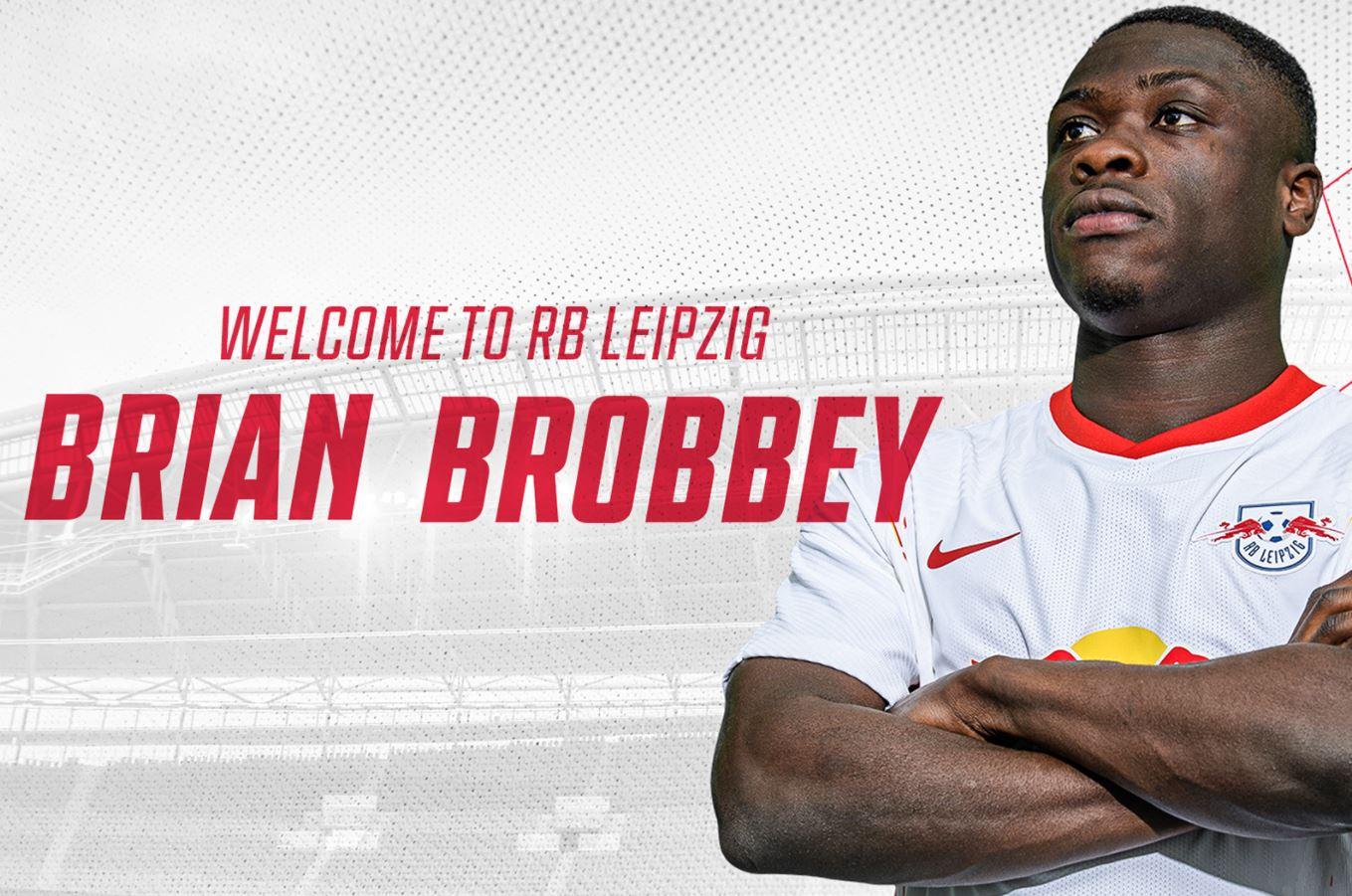 Brian Brobbey, Wonderkid Pengganti Timo Werner di RB Leipzig