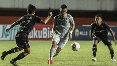 Highlight Piala Menpora 2021: Persib Taklukkan Jungkalkan Persita 3-1 9