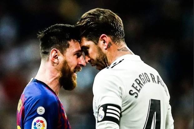 Keberadaan Messi Buat Real Madrid Gagal Dapat Banyak Gelar