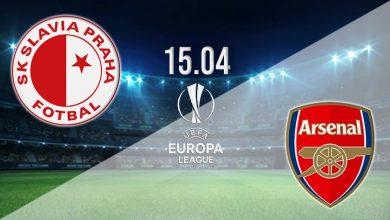 Prediksi Bola Slavia Praha vs Arsenal 16 April 2021 10