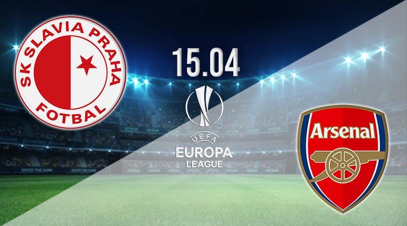 Prediksi Bola Slavia Praha vs Arsenal 16 April 2021