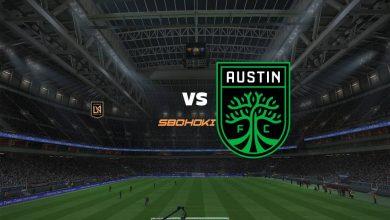 Live Streaming Los Angeles FC vs Austin FC 17 April 2021 7
