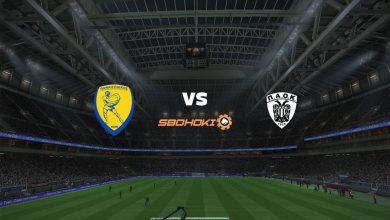 Live Streaming Panathinaikos vs PAOK Salonika 4 April 2021 6