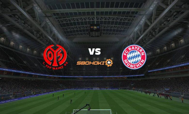 Live Streaming Mainz vs Bayern Munich 24 April 2021 1