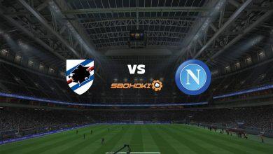 Live Streaming Sampdoria vs Napoli 11 April 2021 6
