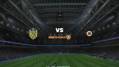 Live Streaming Ankaragucu vs Genclerbirligi 11 April 2021 1