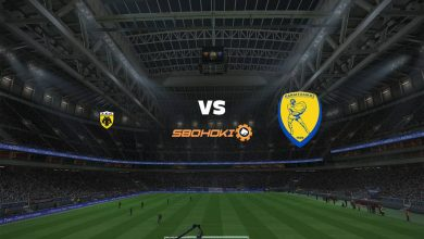 Live Streaming AEK Athens vs Panathinaikos 21 April 2021 3