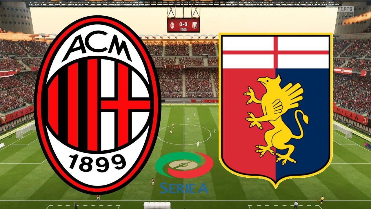 Mau Nonton Live Streaming AC Milan vs Genoa? Lihat Disini