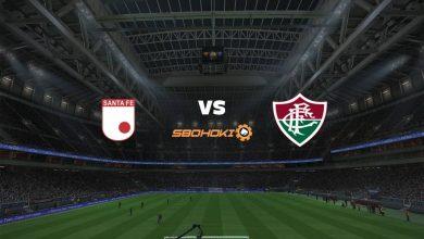 Live Streaming Independiente Santa Fe vs Fluminense 29 April 2021 9