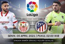 Prediksi Sevilla vs Atletico Madrid: Pertarungan Menjaga Tahta La Liga 7