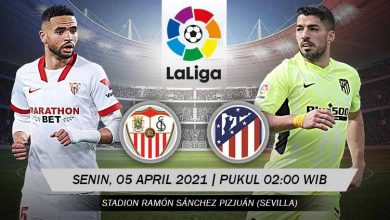 Prediksi Sevilla vs Atletico Madrid: Pertarungan Menjaga Tahta La Liga 3
