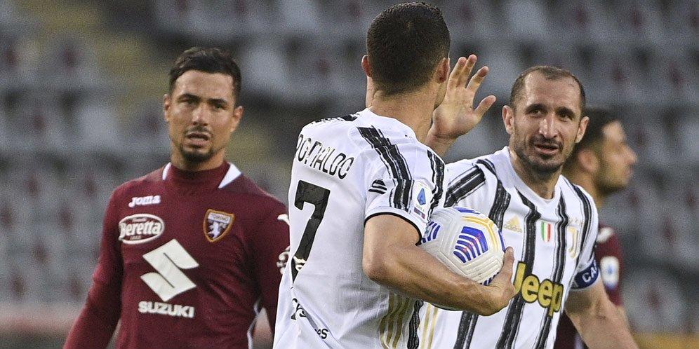 Lini Pertahanan Juventus Lagi Rapuh!