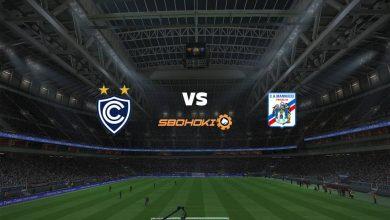 Live Streaming Cienciano del Cusco vs Carlos A. Mannucci 3 Mei 2021 10