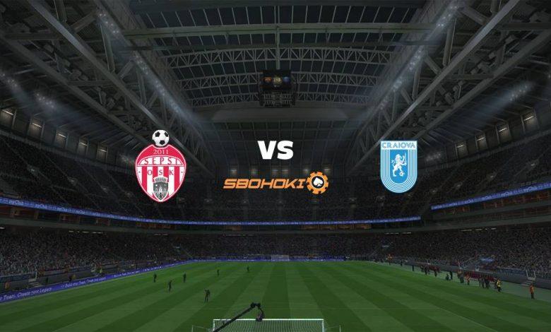 Live Streaming Sepsi Sfantu Gheorghe vs Universitatea Craiova 5 Mei 2021 1