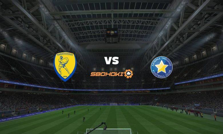 Live Streaming Panathinaikos vs Asteras Tripoli 5 Mei 2021 1