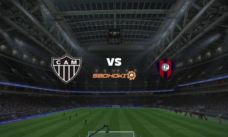 Live Streaming Atlético-MG vs Cerro Porteño 4 Mei 2021 1