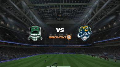 Live Streaming Krasnodar vs Sochi 1 Mei 2021 9