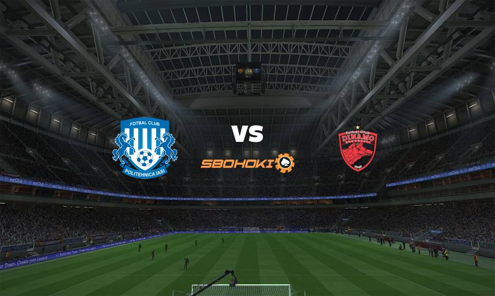 Live Streaming  CSMS Iasi vs Dinamo Bucuresti 5 Mei 2021